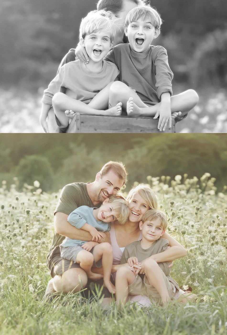 Charlotte NC Family Photographer